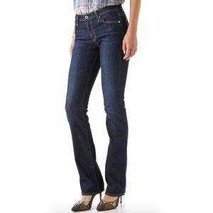 AG Jeans the Alexa Mid-Rise Slim Boot Sz 25R